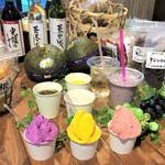 地産CAFE&SHOPけあふぃっとふぁーむ - メイン写真: