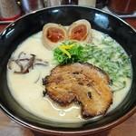 らーめん ぶぅ - 料理写真:ぶぅらーめん味玉 ¥750