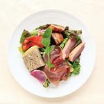 24/7 restaurant - 【ランチ】美食家のサラダプレート