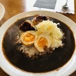 トーキョースパイスカレー 赤と黒 - 料理写真: