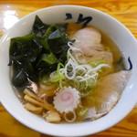 五福星 - 朝ラー(だし中華)700円