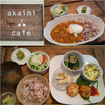 akaimi cafe - 料理写真:2018.12
