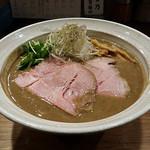吉み乃製麺所 - 鶏重厚らーめん