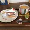 にじいろcafe - 料理写真:2019.1月ランチデザート