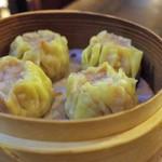 中国家常菜 燕郷房 - 海老と豚肉の焼売