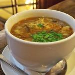 中国家常菜 燕郷房 - 酸辣湯