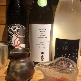 本当に飲んで欲しい日本酒を。毎月選び選抜してます!