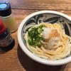 讃岐うどん田 - 料理写真:生醤油うどん 並
