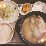 韓国家庭の味 いなか家 -