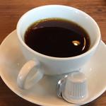 エクセルガーデンカフェ - セットのコーヒー