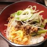 A5仙台牛焼肉&寿司 食べ放題肉18 - 黒毛和牛ひつまぶし