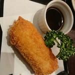A5仙台牛焼肉&寿司 食べ放題肉18 - かにクリームコロッケ