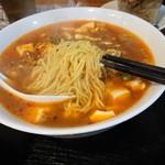 台北101 - 麺がスープによく絡んで♪