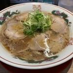99889124 - しょうゆらーめんヾ(^。^*)ノ¥650円.。.:*☆