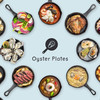 Oyster Plates - メイン写真: