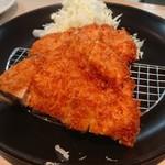 きんのつる - ・チキンかつ定食 650円
