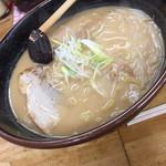 99892758 - 味噌ラーメン信州(^∇^)