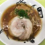 中華蕎麦 とみ田 - 中華そば(物産展価格860円)