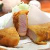 美はる - 料理写真:ロースかつ定食