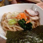 きじ亭 - 料理写真:きじ亭 つけ麺