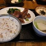 9990221 - 牛タン定食