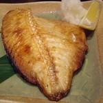 魚豊 - えぼ鯛の塩焼き.JPG