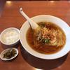 来来 - 料理写真:にんにくラーメン大盛り+小ライス 700円+200円+100円