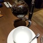 倉式珈琲店 - 本日のストレートコーヒー(399円)