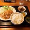 ホルモン焼 竹のこ - 料理写真:生姜焼き定食  ¥850-
