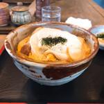 志のぶ - 料理写真:カツ・ドーン!