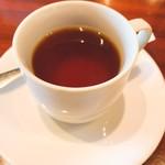アシヤ食堂 manchos! - セットドリンク 紅茶