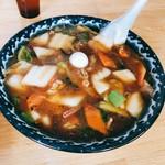 神武食堂 - 広東麺