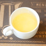 RIDER'S CAFE 寺住 明王寺 - ポタージュスープ