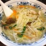 龍味 - タンメン