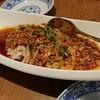 青松 - 料理写真:よだれ鶏は鉄板で ^^