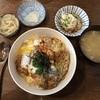 入船 - 料理写真:イベント限定メニュー  ミックスカツ丼1200円