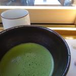 99913321 - 抹茶(干菓子付き)