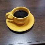 貴州屋 - ランチセットのコーヒー