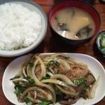 満寿屋 - 料理写真: