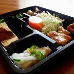 Re.風連 - お弁当としての全体のバランス、味、品数、どれをとっても申し分がない。