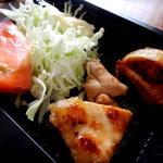 Re.風連 - 鶏肉の照り焼き