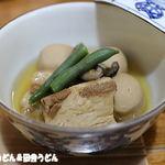 幸膳 - 角煮と里芋の炊き合わせ