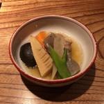 とり喜 - 季節の小鉢