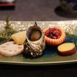 てんぷら家五島 - 料理写真: