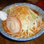 麺家 大須賀 - 辛味噌
