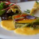 Restaurant Potager - 野菜のテリーヌ
