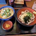 得得 - 料理写真:ミックス丼ランチ