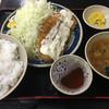 三州屋 - 料理写真:チーズとんかつ定食(1,300円)