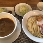 つけ麺 和 - 料理写真:中盛、ねぎ増し