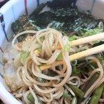 Sobadokoronishimura - 田舎蕎麦アップ